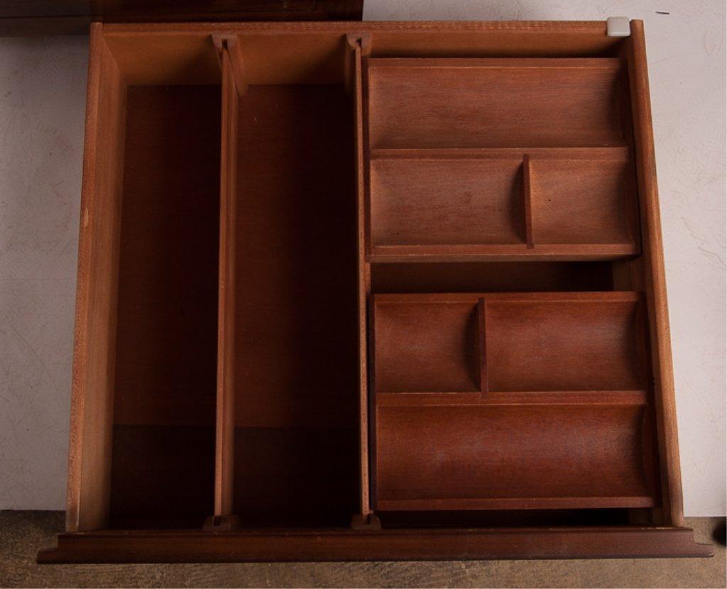 Henredon Oak Four Drawer Dresser - 4