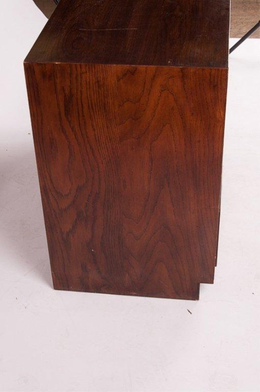 Henredon Oak Four Drawer Dresser - 6