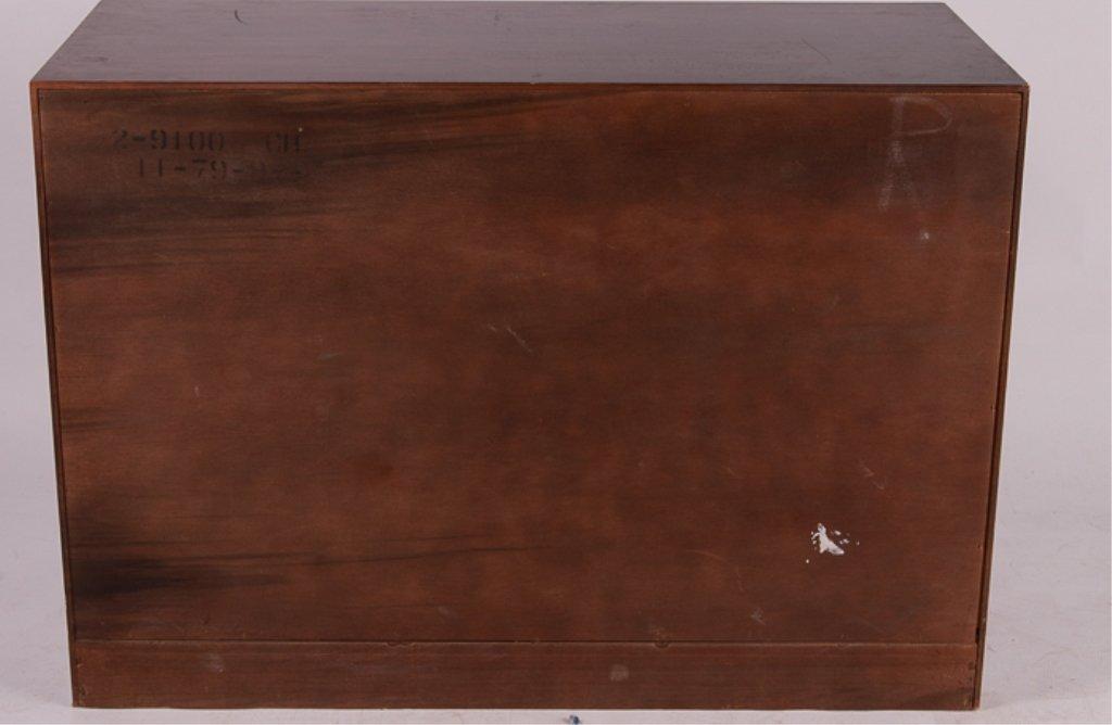 Henredon Oak Four Drawer Dresser - 7