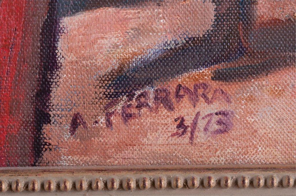 "Anthony A. Ferrara ""Fishtown Industrial"" Landscape - 3"