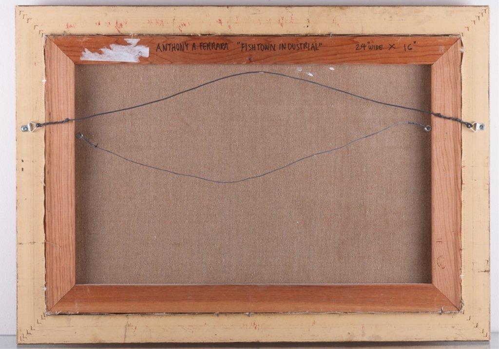"Anthony A. Ferrara ""Fishtown Industrial"" Landscape - 4"