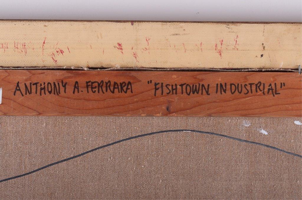 "Anthony A. Ferrara ""Fishtown Industrial"" Landscape - 5"