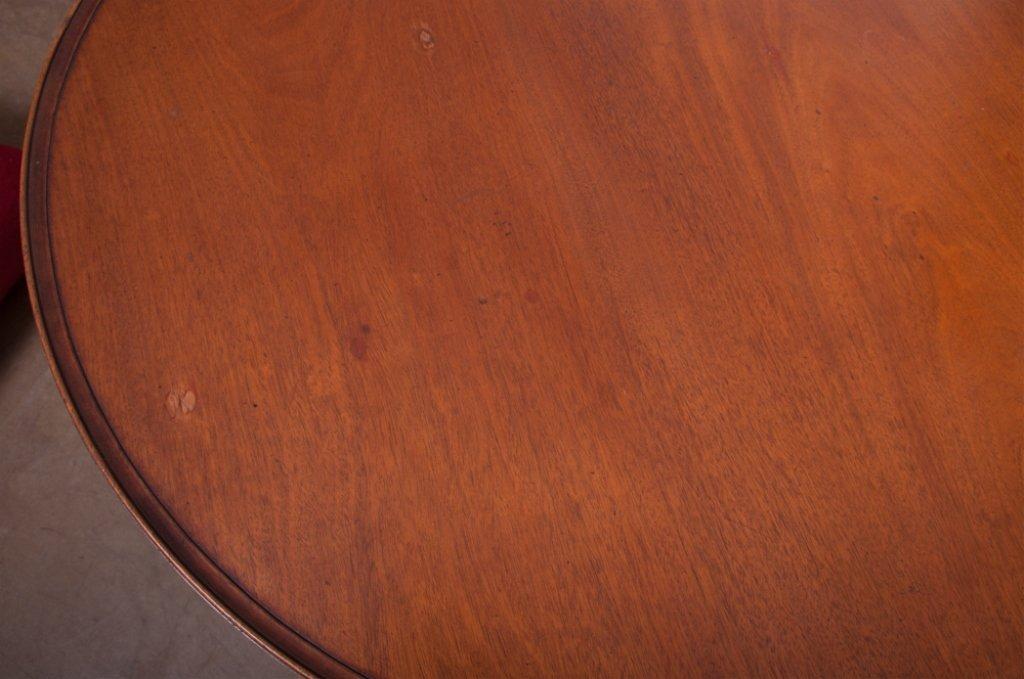 Tilt Top Tea Table, Walnut,  Circa 1700s - 9