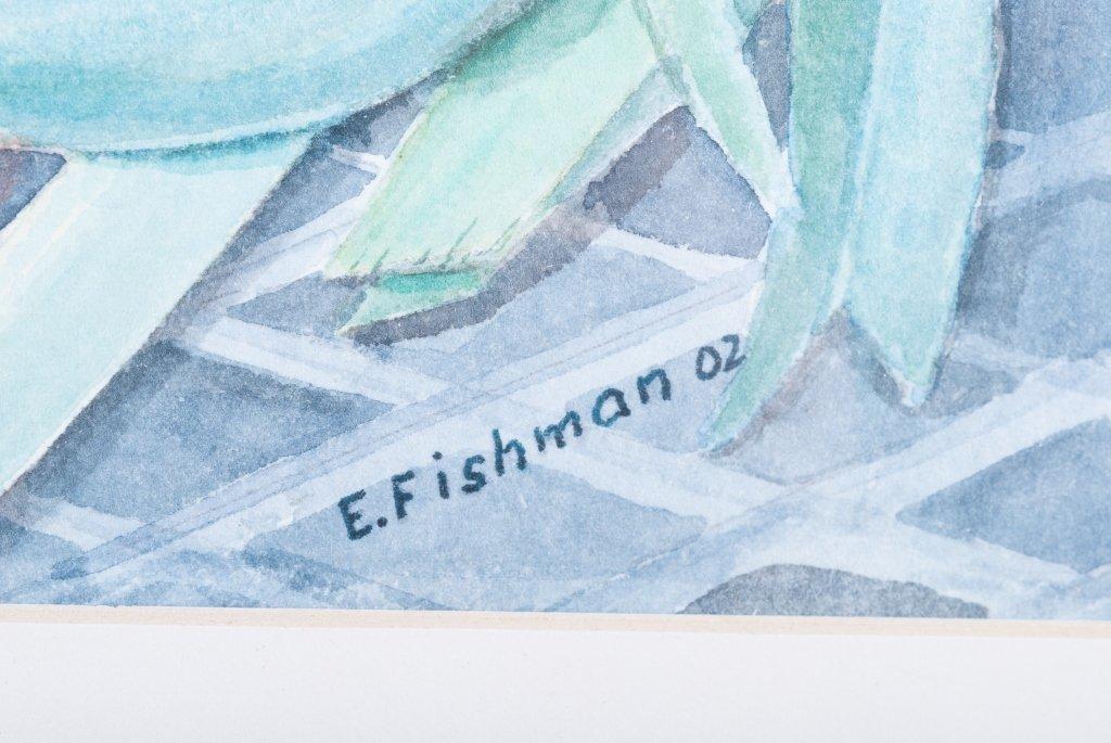 Emilie Fishman Watercolor - 3