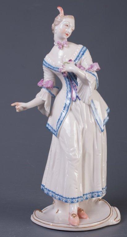 Nymphenburg Lucinda Figure