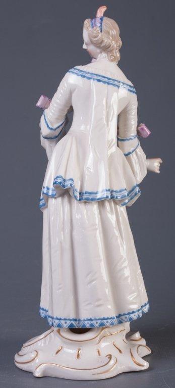 Nymphenburg Lucinda Figure - 3