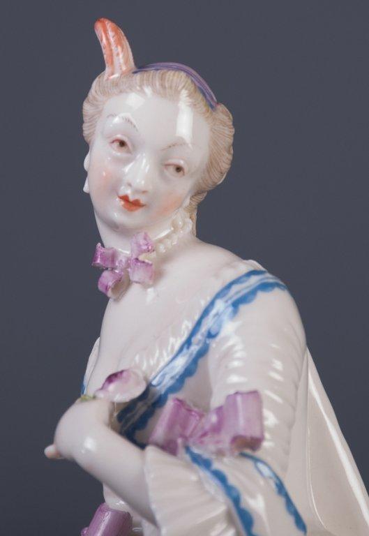 Nymphenburg Lucinda Figure - 5