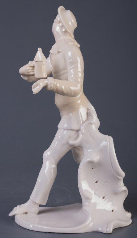 Nymphenburg Pierrot Figure - 5