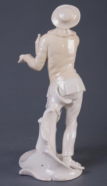 Nymphenburg Pierrot Figure - 6