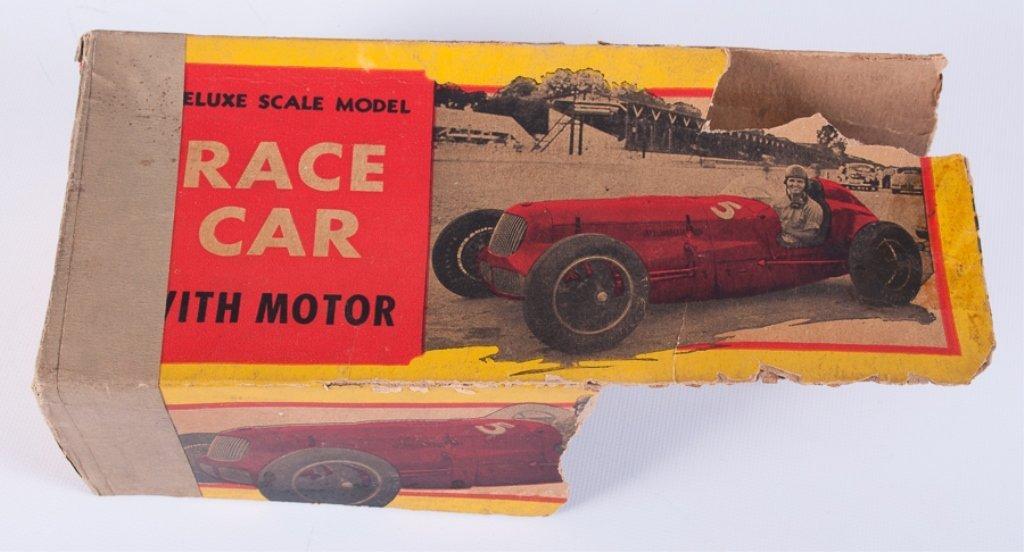 Rite Spot Plastic Rex Mays Model Race Car - 4