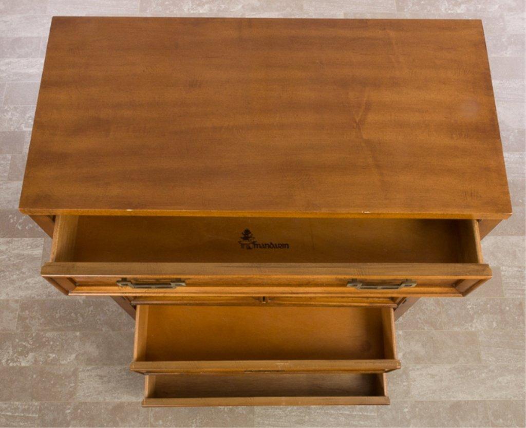 Henry Link Mandarin Dresser Cabinet - 3