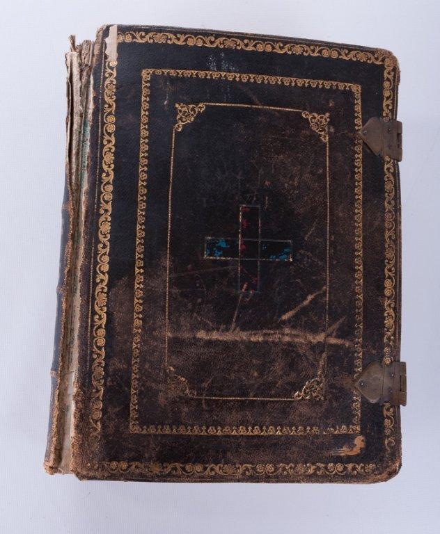 """""""Breviarium Romanum"""" Antique Book - 2"""