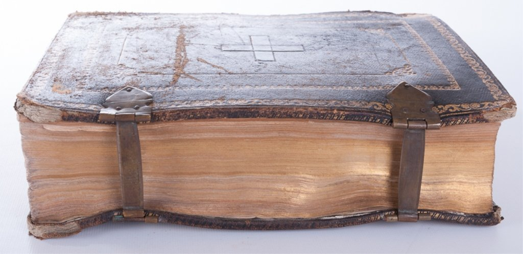 """""""Breviarium Romanum"""" Antique Book - 3"""