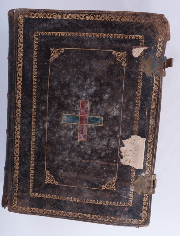 """""""Breviarium Romanum"""" Antique Book - 4"""