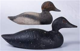 Victor Working Duck Decoy Pair