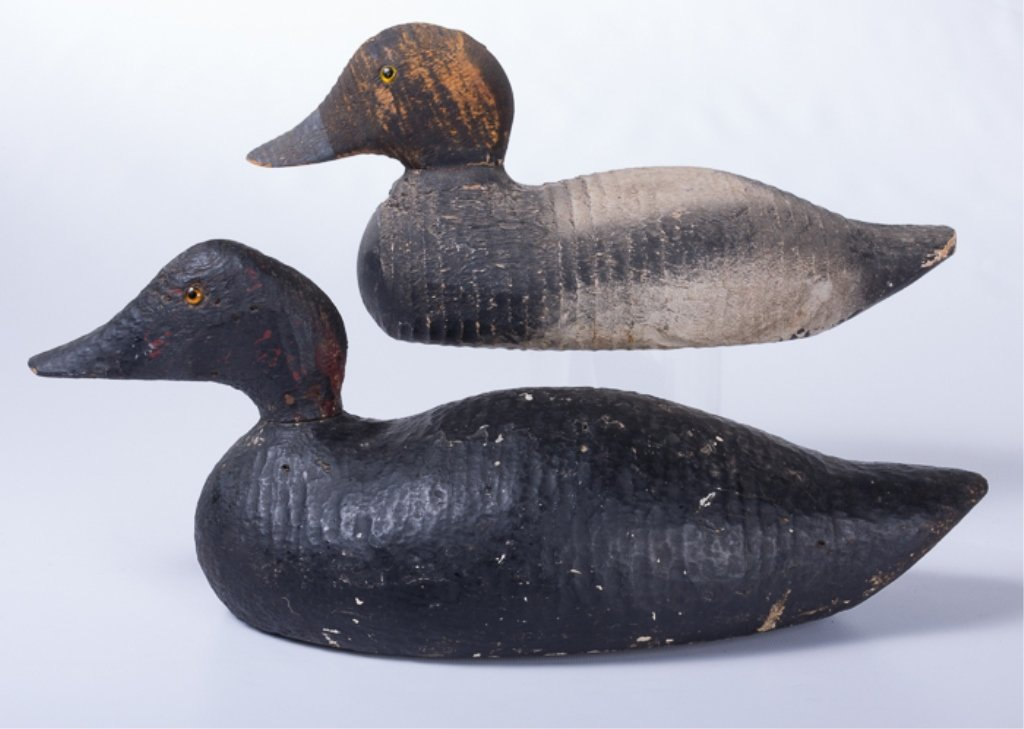 Victor Working Duck Decoy Pair - 3
