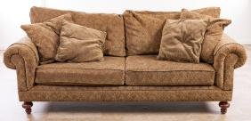 Henredon Upholstery Collection Chenille Sofa