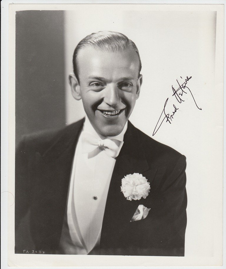 Fred ASTAIRE  American dancer, actor and singer (1899-1