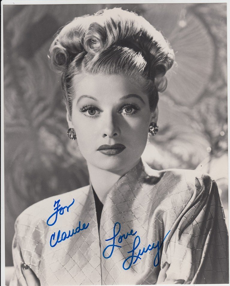Lucille BALL  American actress and producer (1911-1989)