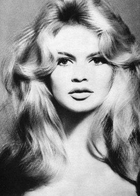 Richard Avedon - Brigitte Bardot - Vintage Photogravure