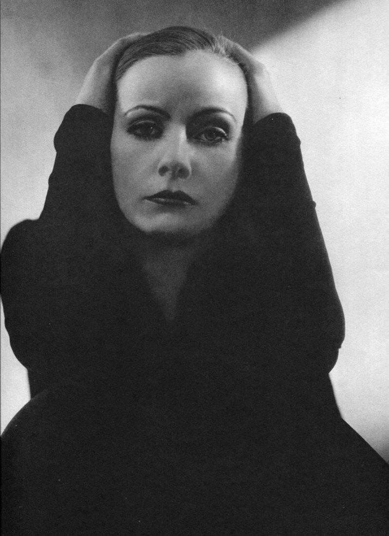 Edward Steichen, Greta Garbo Vintage Photogravure