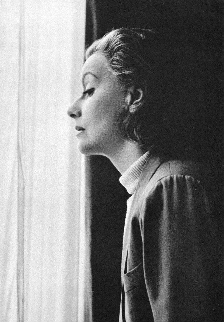 Cecil Beaton - Greta Garb - Vintage Photogravure
