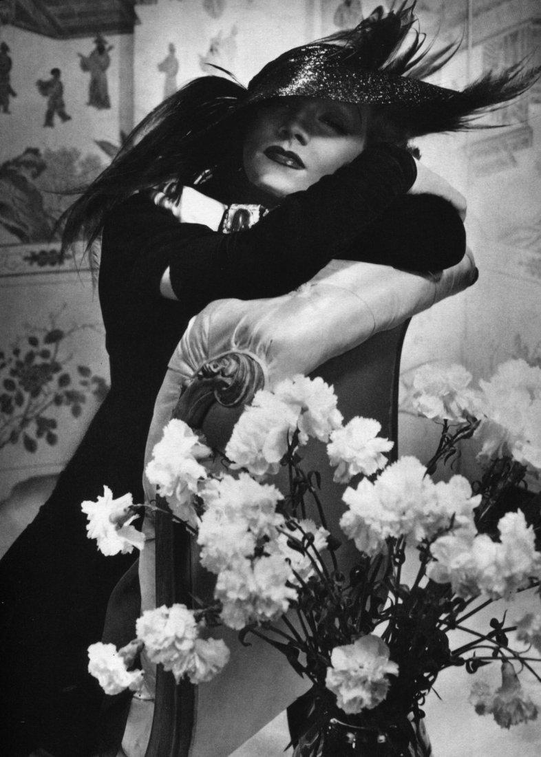 Edward Steichen, Marlene Dietrich Vintage Gravure