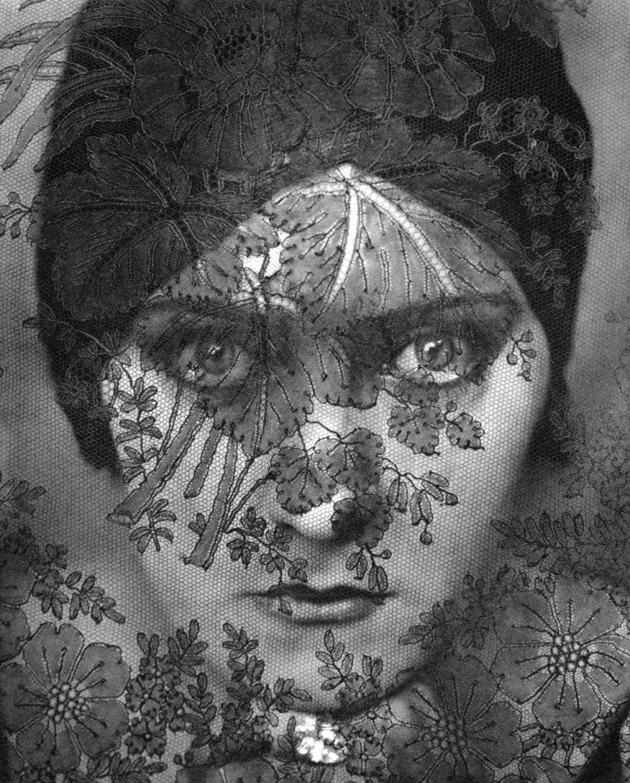 Edward Steichen - Gloria Swanson - Gravure