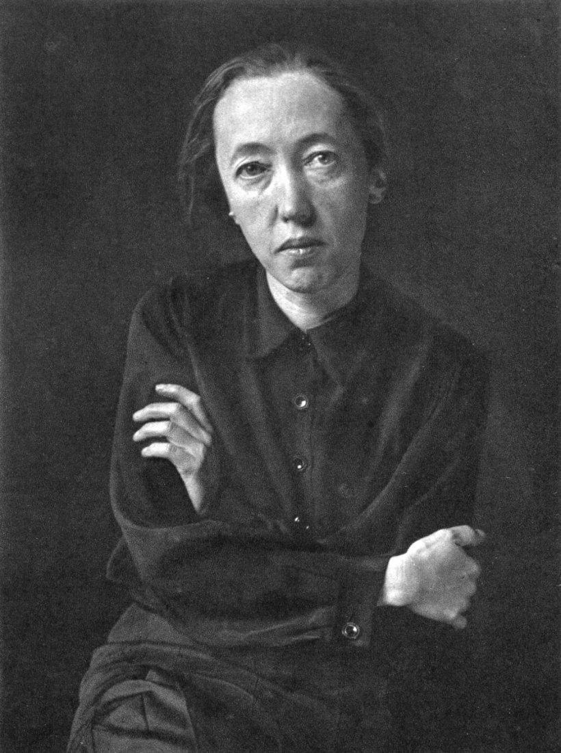 Andre Kertesz - Artist Noemi Ferenczi - Gravure