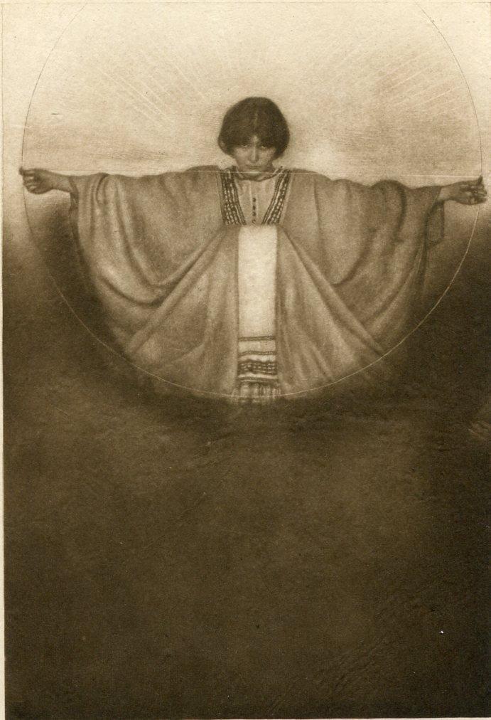 Adelaide Hanscom - aura - Dust-Grain Gravure