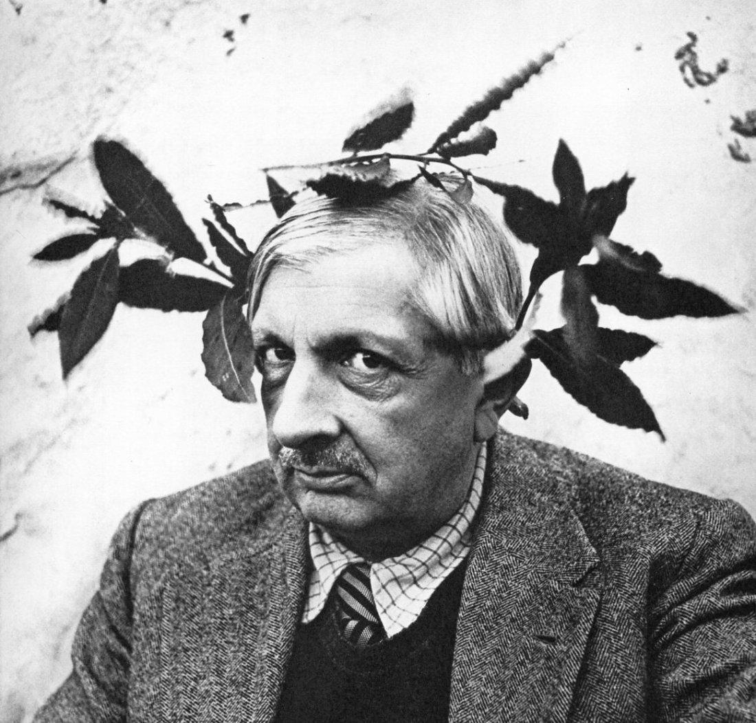 Irving Penn - Giorgio de Chirico - Photogravure