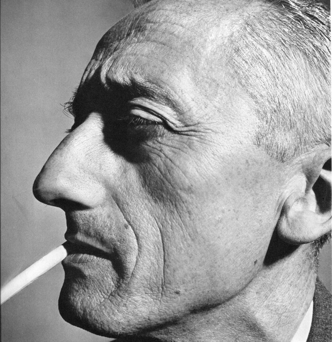 Irving Penn - Jacques-Yves Cousteau - Gravure