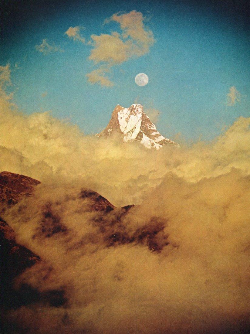 Yoshikazu Shirakawa - Himalayas - PhotoGravure