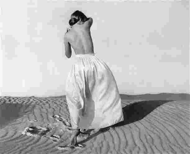 (Nude) John Adriaan - In the Dunes - Gravure