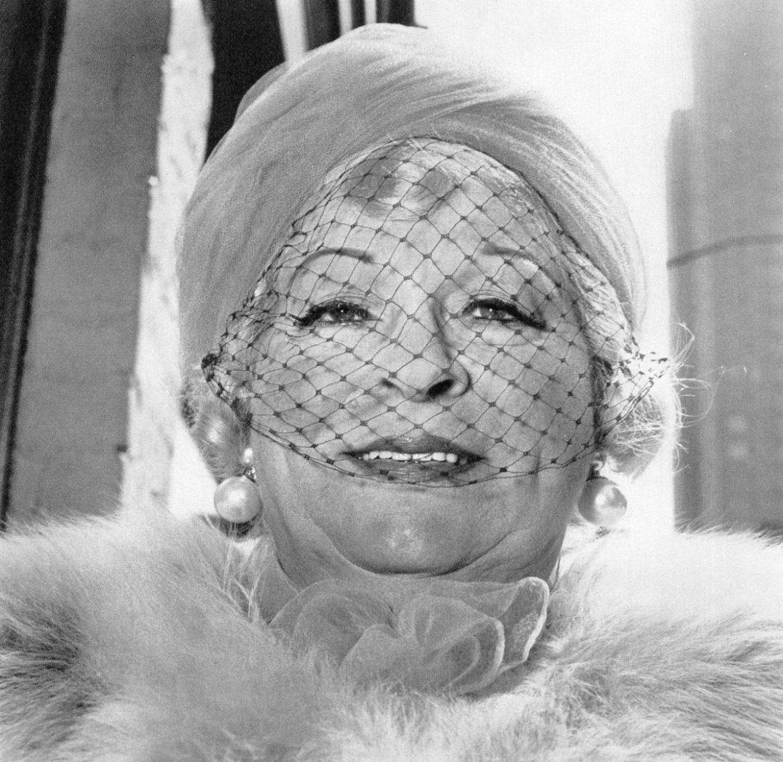 Diane Arbus - Veiled Woman, 1968  - PhotoGravure