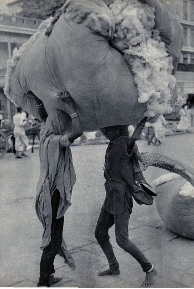 Cartier-Bresson - Jaipur India 1948 - Gravure - Apr 17, 2014
