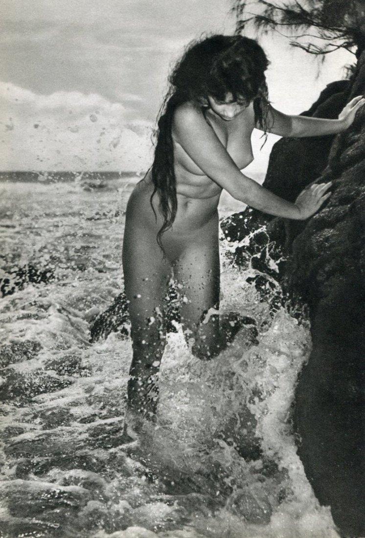 (Nude) Adolph Sylvain - Tahiti Nude