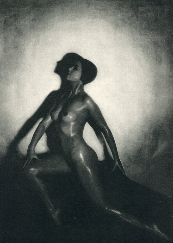 (Nude) Maurice Beck - Pose - Vintage Gravure