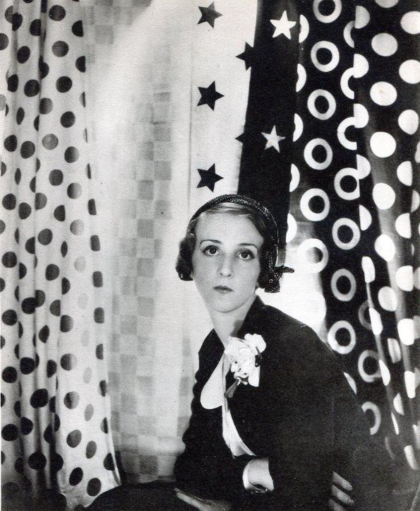 Cecil Beaton - Miss Clarita de Uriburu