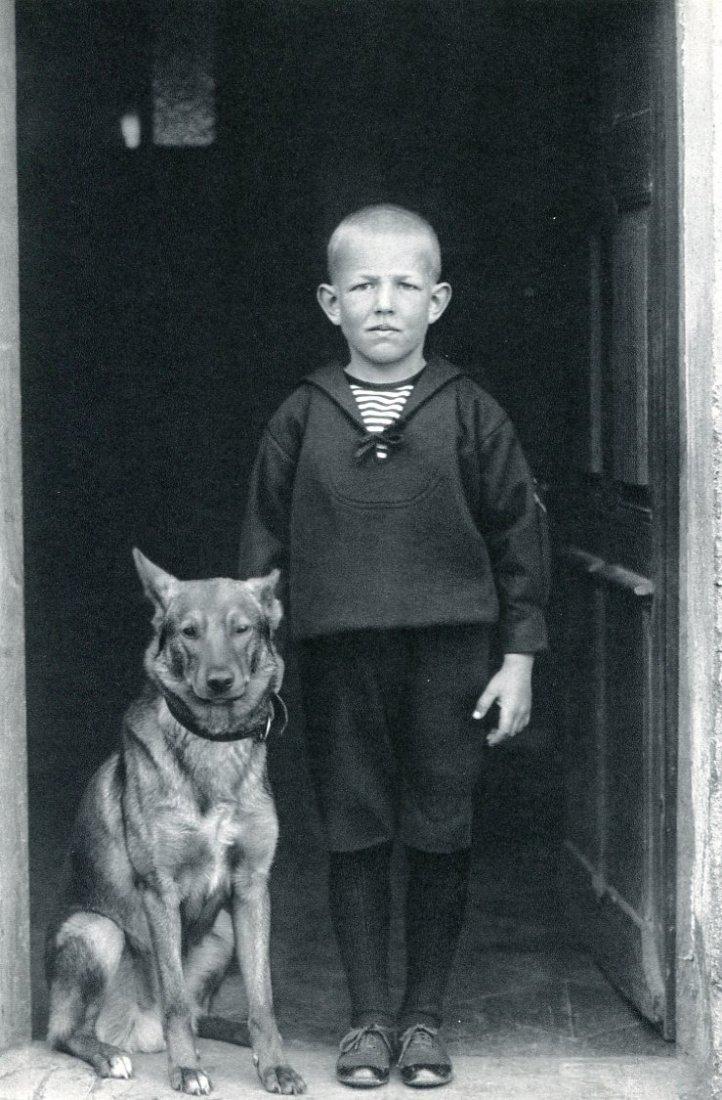August Sander - Farmer's Son - PhotoGravure