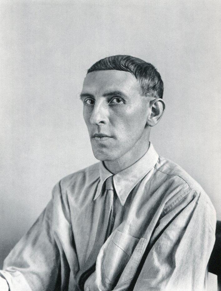 August Sander - Painter, Heinrich Hoerle