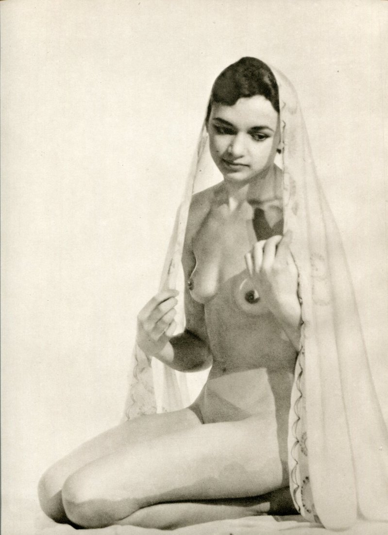 (nude) John Everard - Persian Woman