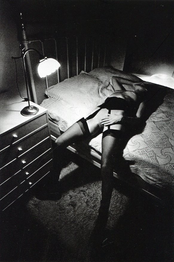 (Nude) Jeanloup Sieff - Nude -  Gravure