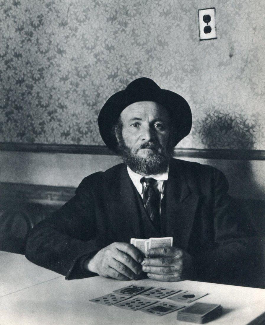 Abbot, Bernice - East Side Portrait