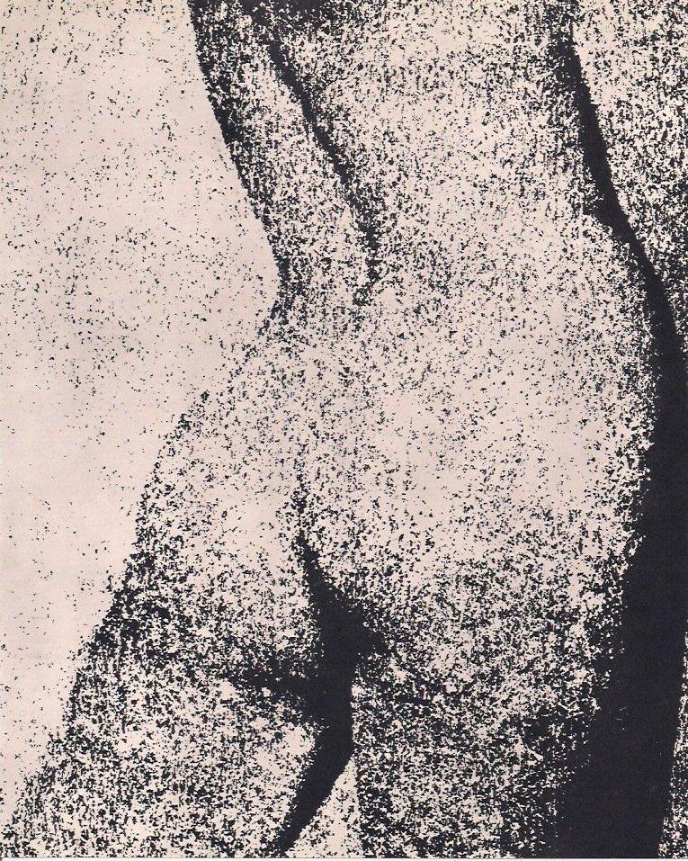 Bernath, J C - Grainy Nude Torso