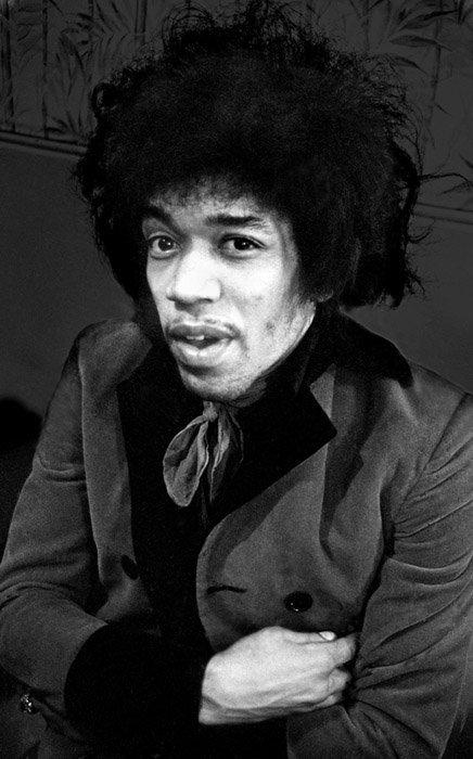 Berriff, Paul - Jimi Hendrix