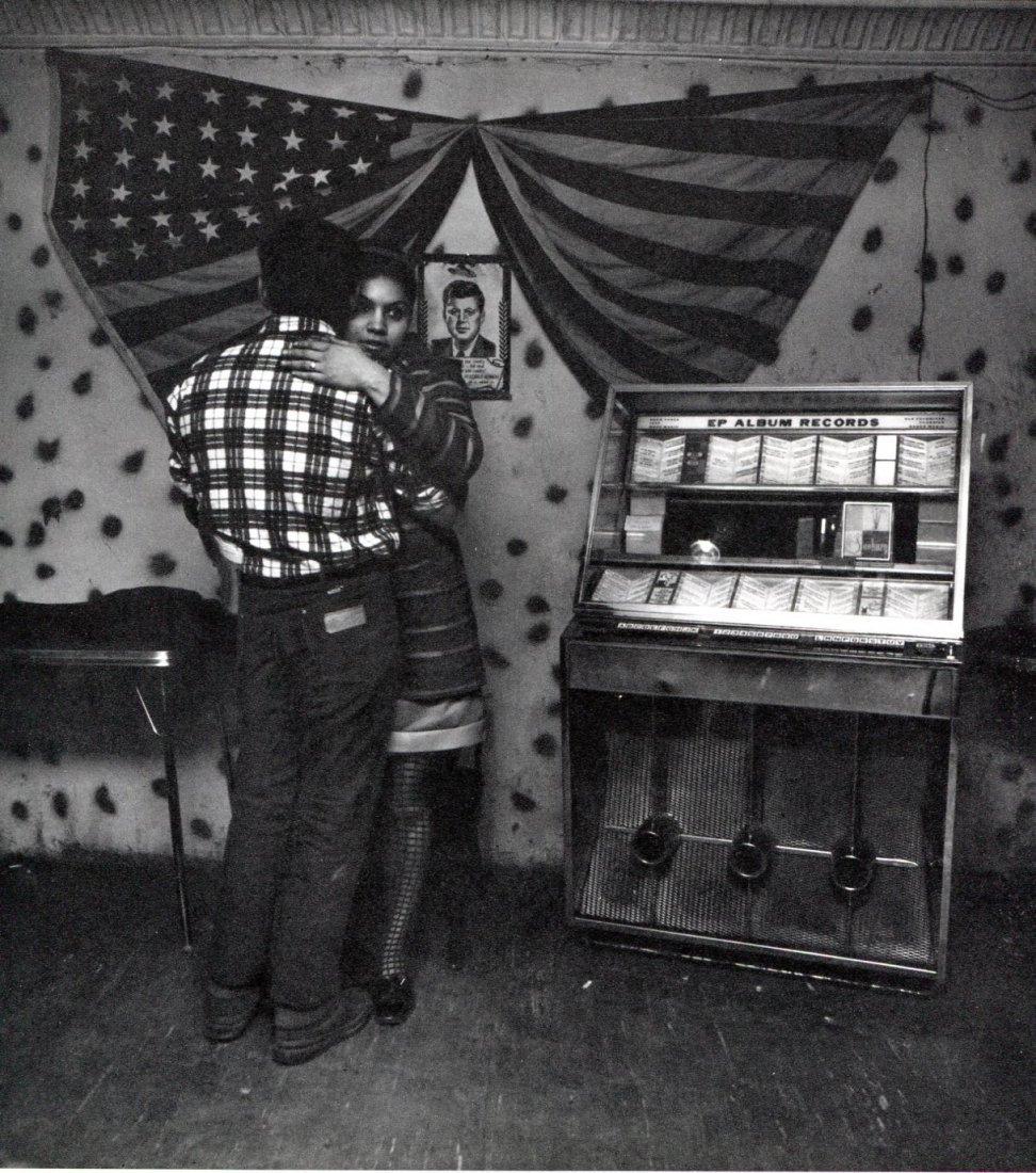 Davidson, Bruce - Harlem, jukebox