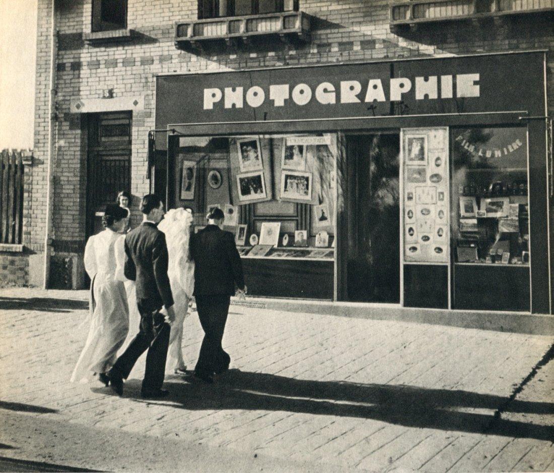 Doisneau, Robert - Photographie Studio