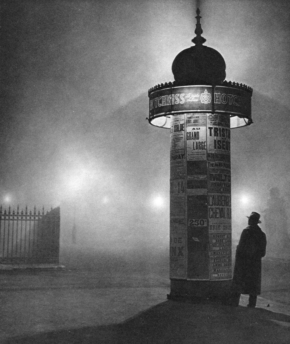 Brassai - Paris at Night - Vintage Gravure