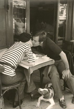 Cartier-bresson, Henri - Kiss